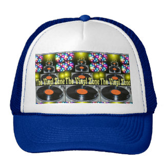 The Vinyl Zone Trucker Hat