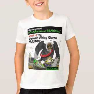 The Violent Video Game Vultures T-Shirt