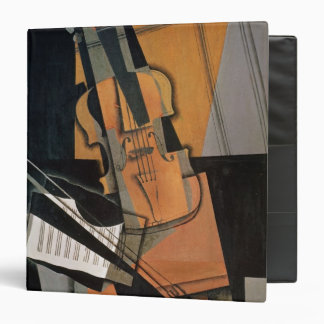 The Violin, 1916 Binder