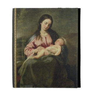 The Virgin and Child iPad Folio Covers