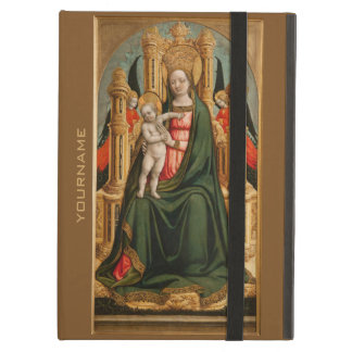 """""""The Virgin and Child"""" custom cases Cover For iPad Air"""