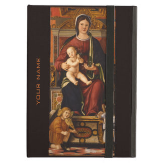 """""""The Virgin and Child"""" custom cases iPad Air Covers"""