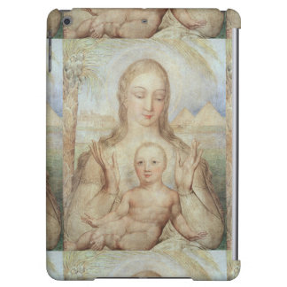 The Virgin and Child in Egypt, 1810 (tempera on pa Case For iPad Air