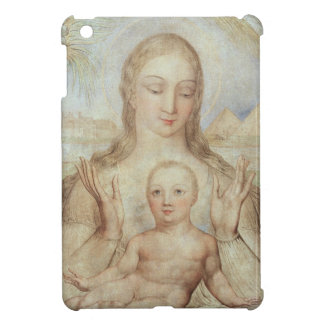 The Virgin and Child in Egypt, 1810 (tempera on pa iPad Mini Cover