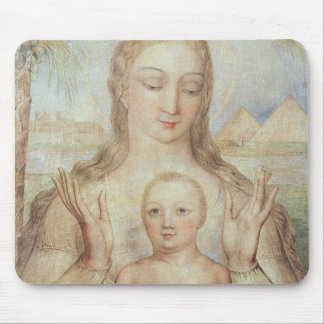 The Virgin and Child in Egypt, 1810 (tempera on pa Mouse Pad