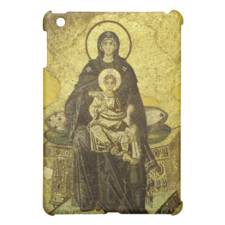 The Virgin and Child Mosaic from the Hagia Sophia Cover For The iPad Mini