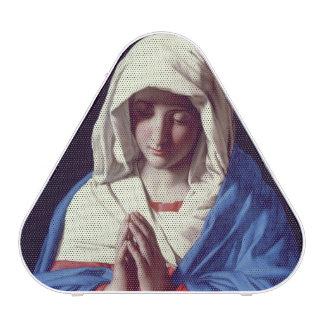The Virgin in Prayer, 1640-50 (oil on canvas) Blueooth Speaker