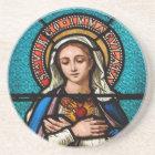 The Virgin Mary Coaster