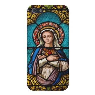 The Virgin Mary iPhone 5 Cover