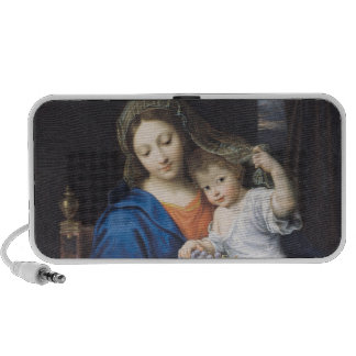 The Virgin of the Grapes 1640-50 PC Speakers
