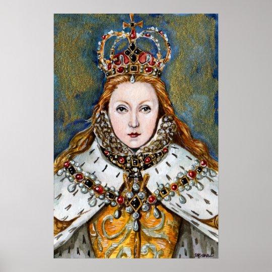 The Virgin Queen Poster