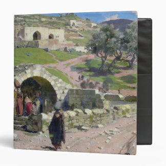The Virgin Spring in Nazareth, 1882 Binder