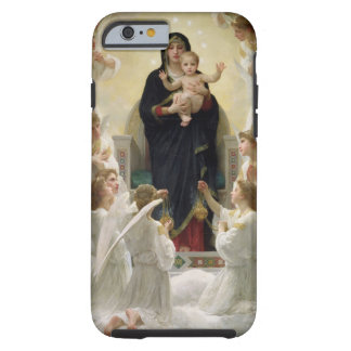 The Virgin with Angels, 1900 Tough iPhone 6 Case