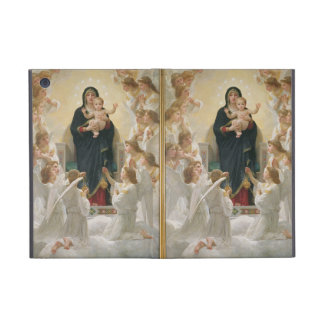 The Virgin with Angels 1900 iPad Mini Case