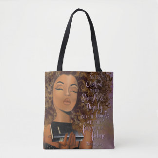 The Virtuous Woman Tote Bag