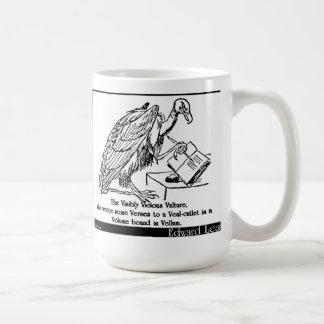 The Visibly Vicious Vulture Coffee Mug