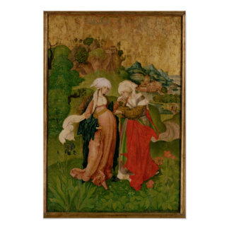 The Visitation, 1506 Poster