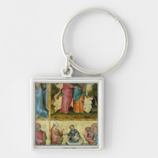 The Visitation and the Dispute with Doctors Key Chain