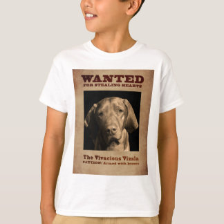 The Vivacious Vizsla T-Shirt
