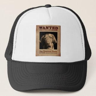 The Vivacious Vizsla Trucker Hat