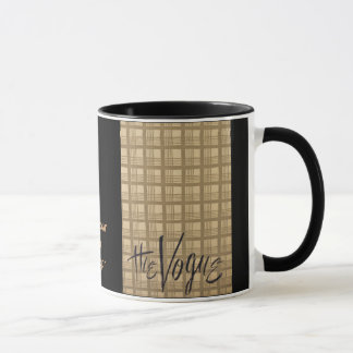 """The Vogue"" Flint, Michigan Mug"