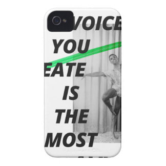 The voice in your head is the most alive iPhone 4 cases