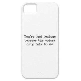 The voices only talk to me case for the iPhone 5