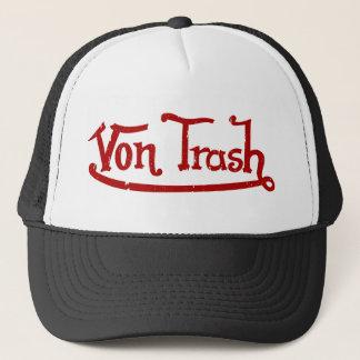The Von Trash Trucker Cap