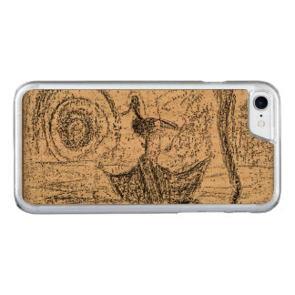 The Vortex Carved iPhone 8/7 Case