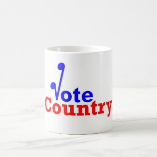 The Vote Country Mug