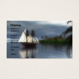 The Voyage Business Card