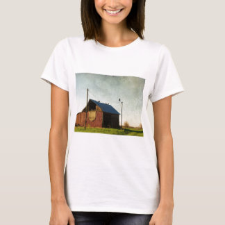 The Vultures and the Barn T-Shirt