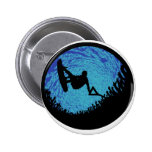 THE WAKEBOARDING ONE PINBACK BUTTON