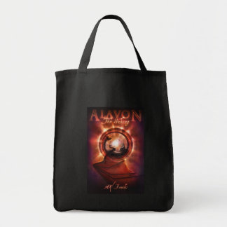 The Waking Cover Grocery Tote