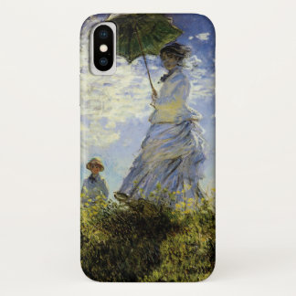 The Walk, Lady with a Parasol Case-Mate iPhone Case