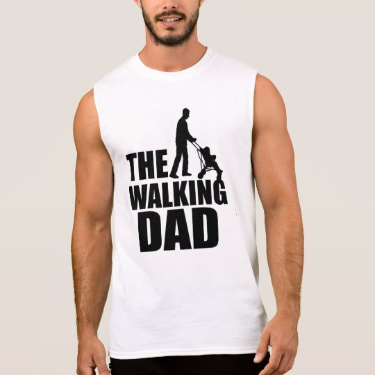 The Walking Dad funny shirt