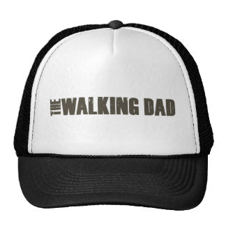 The Walking Dad Truckers Hat for Dad - All Colours