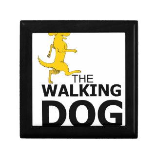 The walking dog gift box