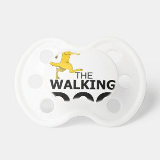 The walking dog pacifier