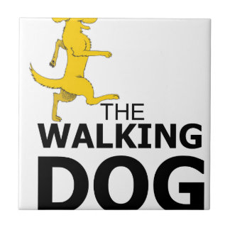 The walking dog tile