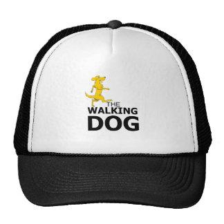 The walking dog trucker hat