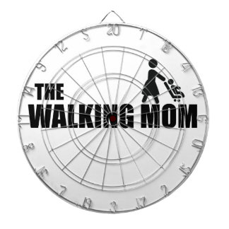 The Walking Mom Dartboard
