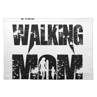 The Walking Mom Placemat