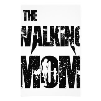 The Walking Mom Stationery