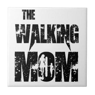 The Walking Mom Tile
