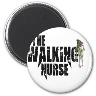 The Walking Nurse Magnet