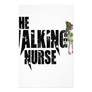 The Walking Nurse Stationery