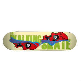 the walking skate custom skateboard