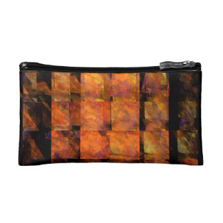 The Wall Abstract Art Cosmetic Bag