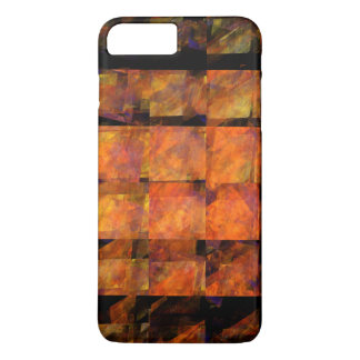 The Wall Abstract Art iPhone 7 Plus Case
